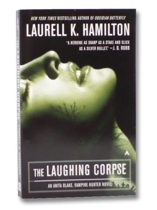 The Laughing Corpse (Anita Blake, Vampire Hunter), Hamilton, Laurell K