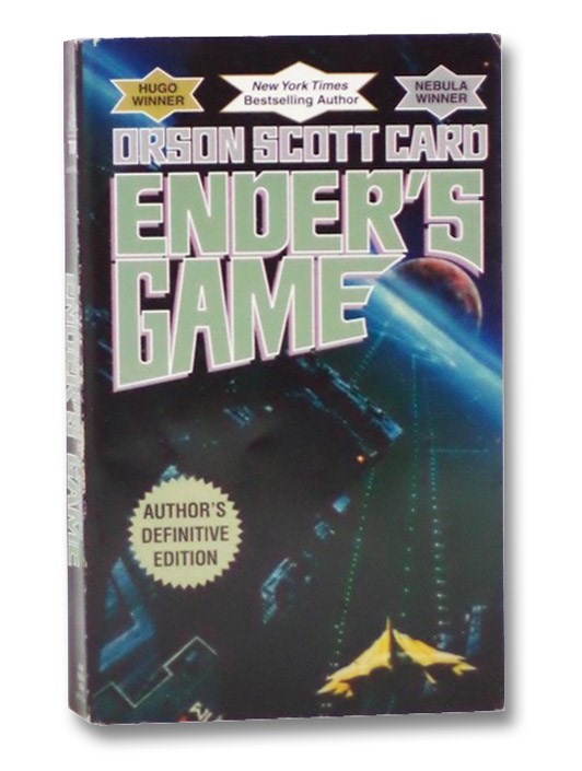 Ender's Game (The Ender Quintet), Card, Orson Scott