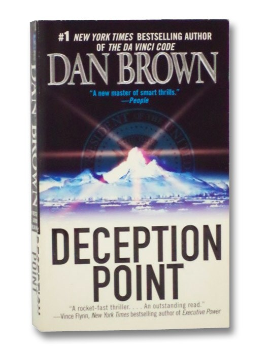 Deception Point, Brown, Dan