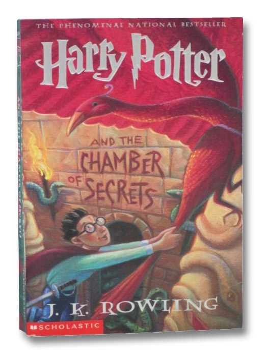 Harry Potter and the Chamber of Secrets (Book 2), Rowling, J.K.