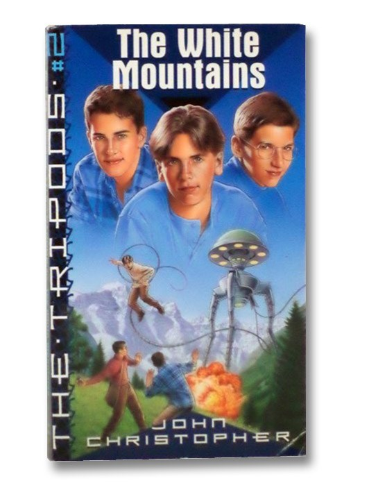The White Mountains (The Tripods, Book No. 2), Christopher, John