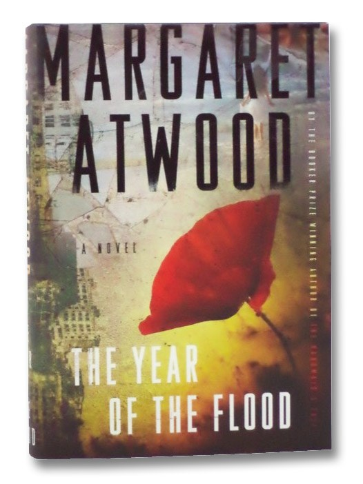The Year of the Flood: A Novel, Atwood, Margaret