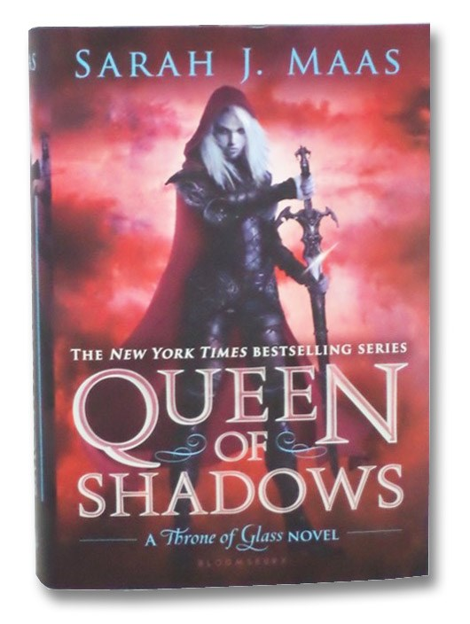 Queen of Shadows: Throne of Glass No. 4, Maas, Sarah J.