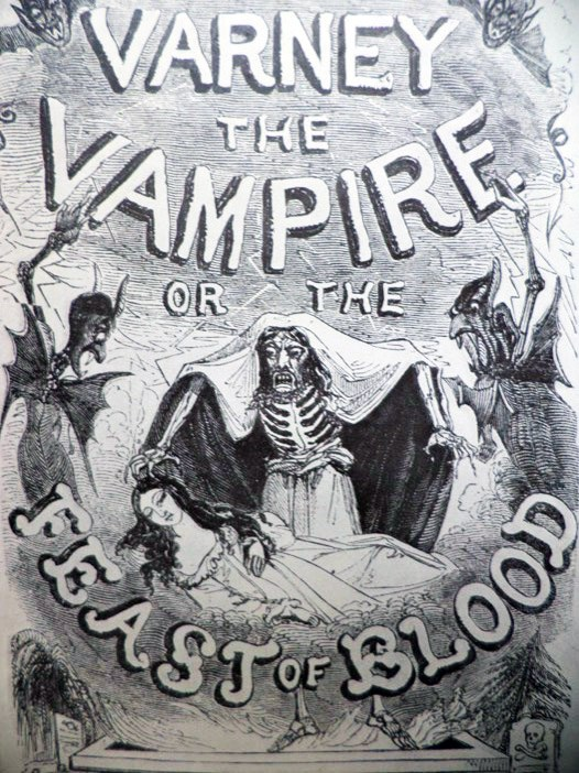 The Vampire: His Kith and Kin, Summers, Montague