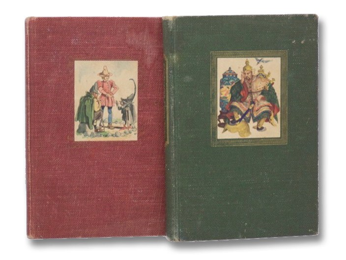 Grimms' Fairy Tales & Andersen's Fairy Tales, The Brothers Grimm; Andersen, Hans Christian; Lucas, E.V.; Crane, Lucy; Edwardes, Marian; Paull, Mrs. H.B.
