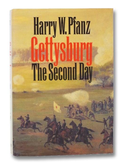 Gettysburg: The Second Day, Pfanz, Harry W.