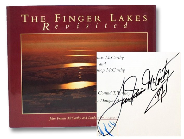 The Finger Lakes Revisited, McCarthy, John Francis; McCarthy, Linda Bishop
