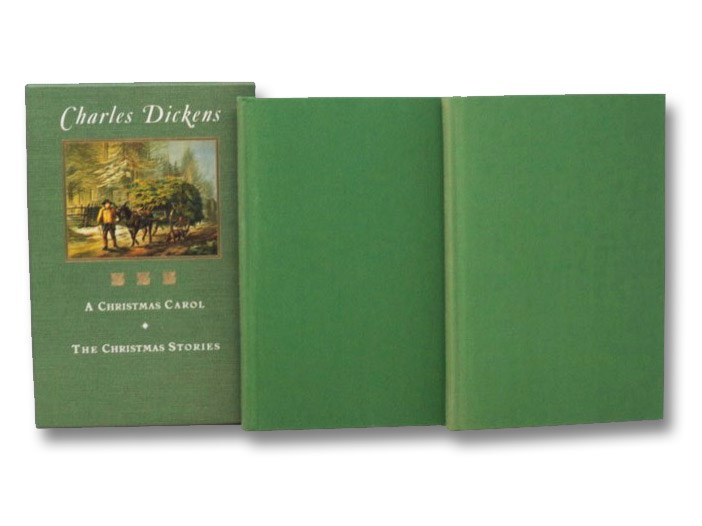 A Christmas Carol and The Christmas Stories, Dickens, Charles