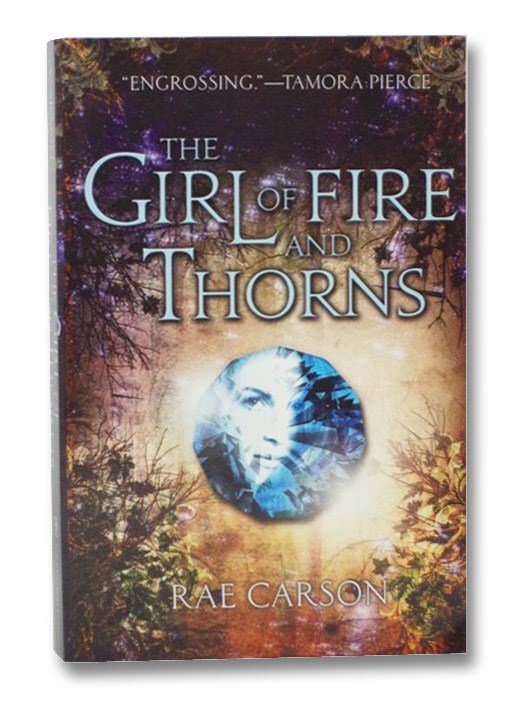 The Girl of Fire and Thorns, Carson, Rae