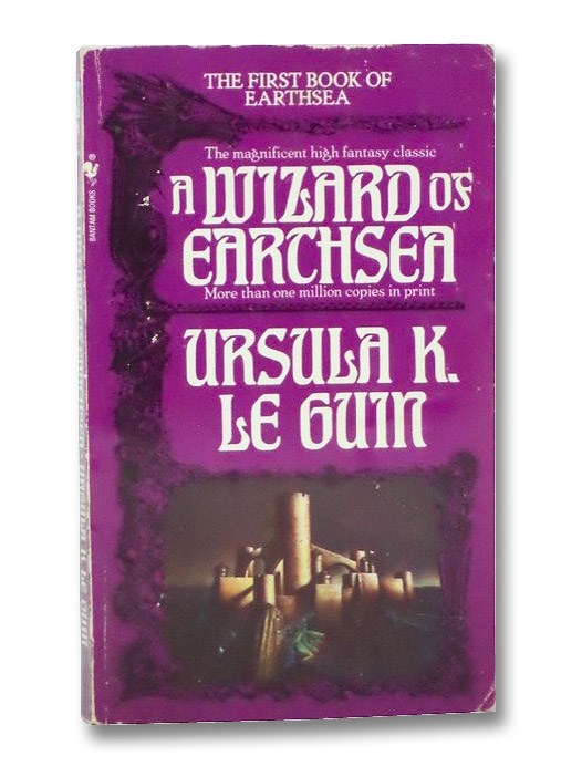 A Wizard of Earthsea (The First Book of Earthsea), Le Guin, Ursula K.