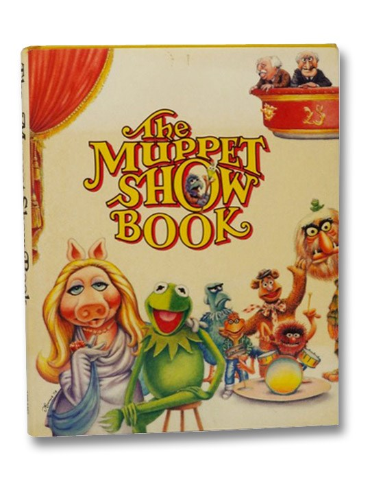 The Muppet Show Book, Henson, Jim