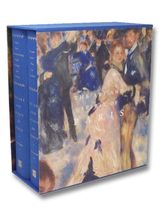 The Art and Spirit of Paris, Boxed Set in Two Volumes, Laclotte, Michel; Kruta, Venceslas