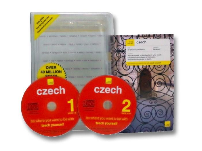 Teach Yourself Czech Complete Audio CD Program, Short, David
