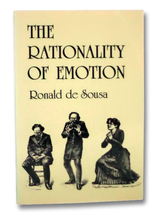 The Rationality of Emotion (MIT Press), De Sousa, Ronald