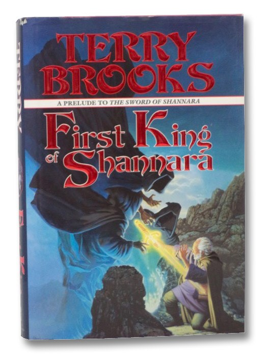 First King of Shannara: A Prelude to The Sword of Shannara, Brooks, Terry