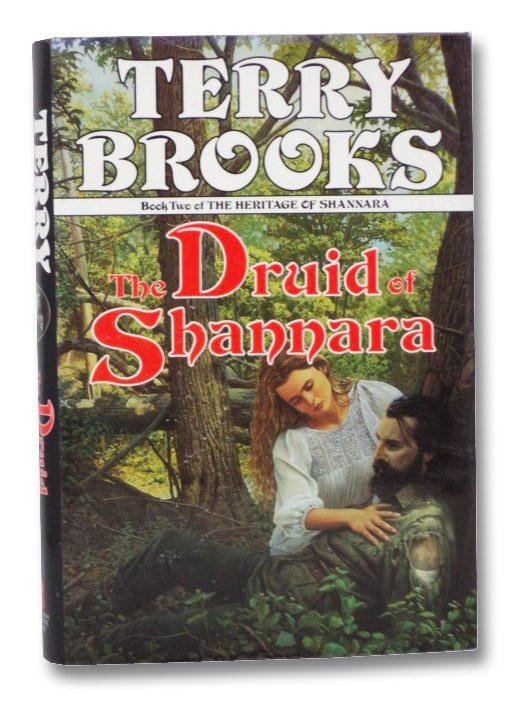 The Druid of Shannara (The Heritage of Shannara Book 2), Brooks, Terry