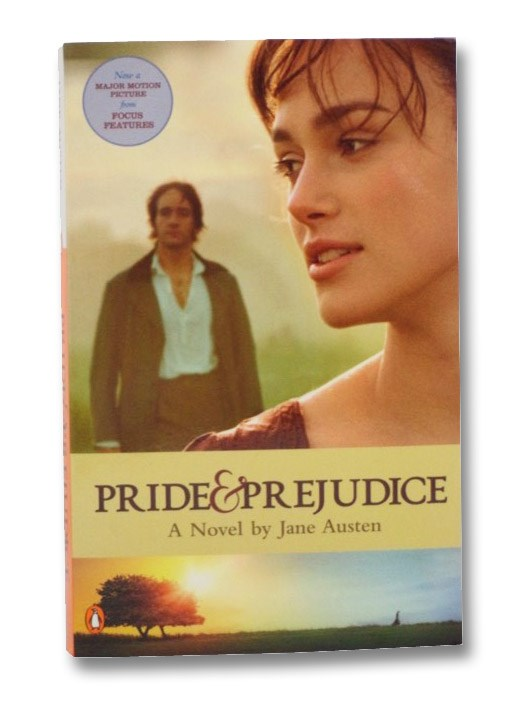 Pride & Prejudice (Movie Tie-In), Austen, Jane; Jones, Vivian
