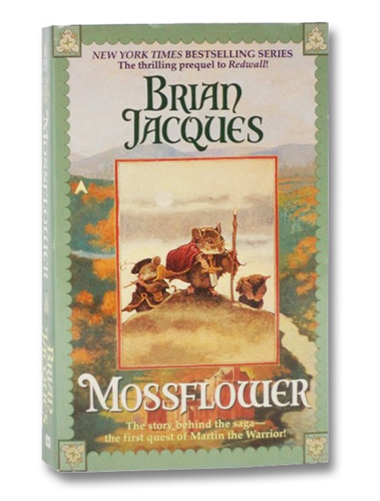 Mossflower (The Redwall Series Book 2), Jacques, Brian