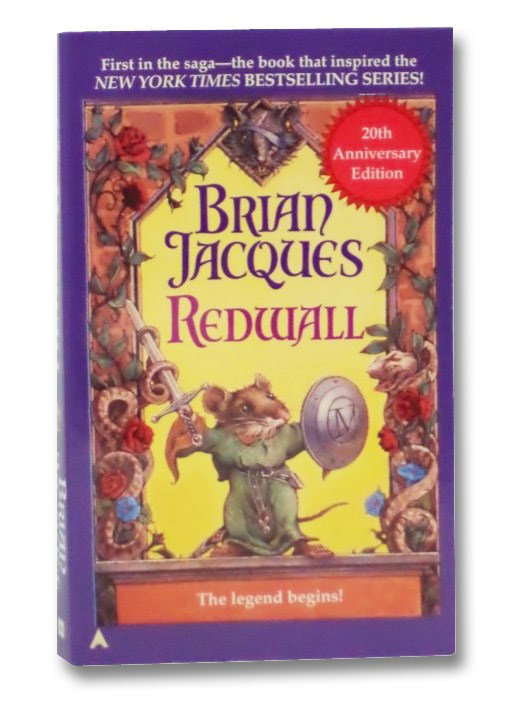 Redwall (20th Anniversary Edition) (The Redwall Series Book 1), Jacques, Brian