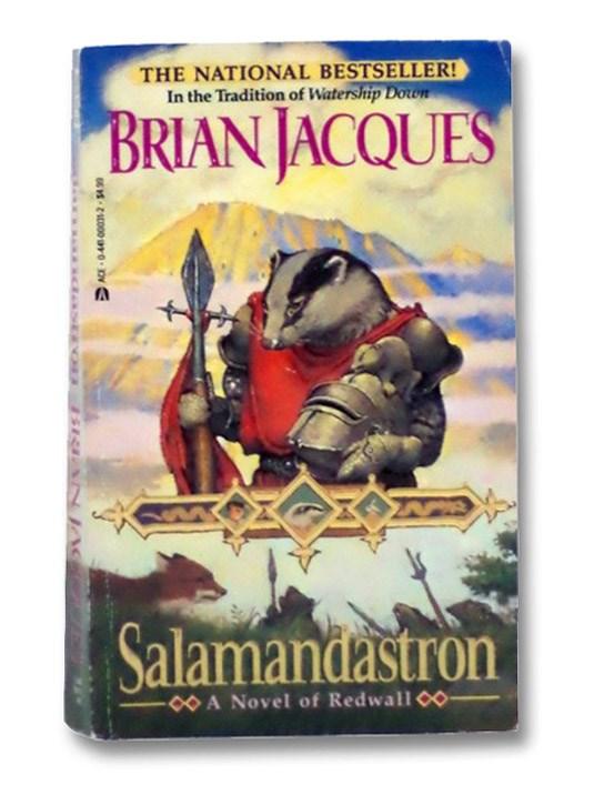 Salamandastron (The Redwall Series, Book 5), Jacques, Brian