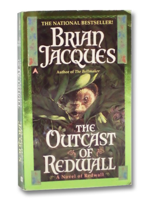 The Outcast of Redwall (The Redwall Series Book 5), Jacques, Brian