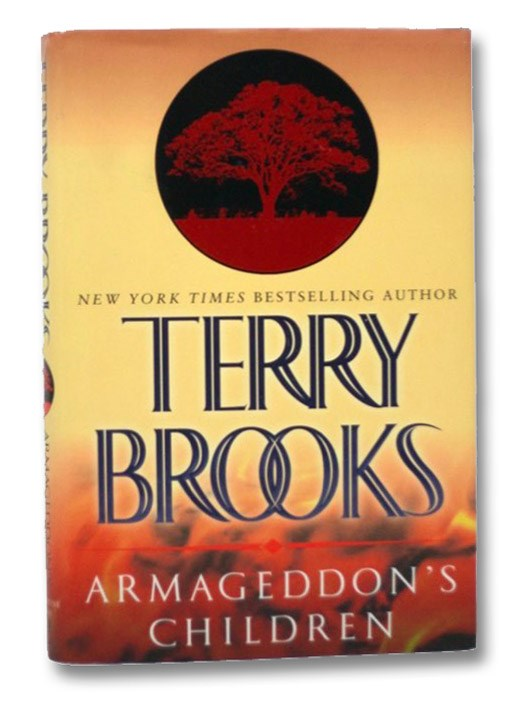 Armageddon's Children (The Genesis of Shannara, Book 1), Brooks, Terry