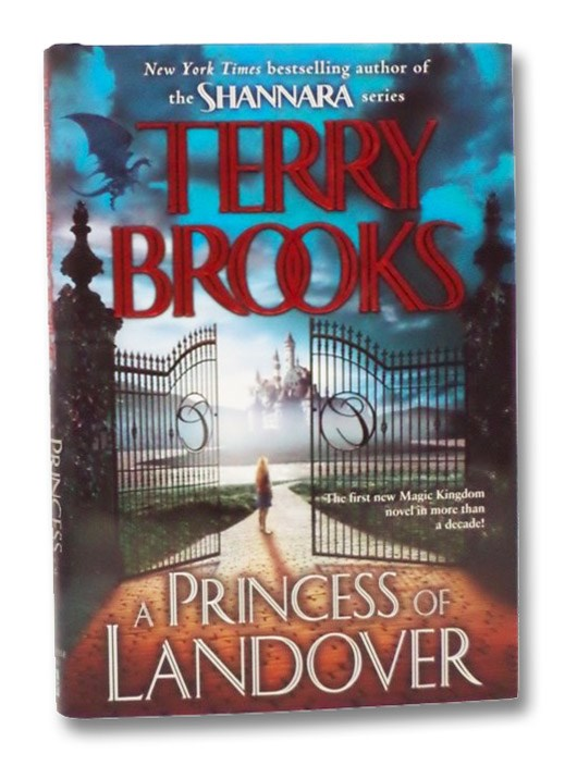 A Princess of Landover (Magic Kingdom of Landover, Book 6), Brooks, Terry