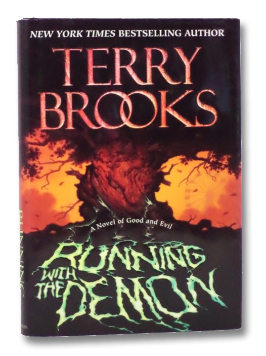 Running with the Demon (The Word and the Void Trilogy, Book 1), Brooks, Terry