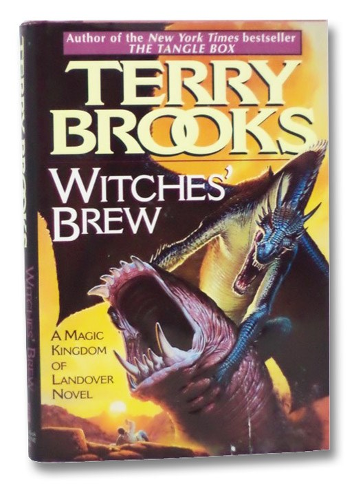 Witches' Brew (The Magic Kingdom of Landover), Brooks, Terry
