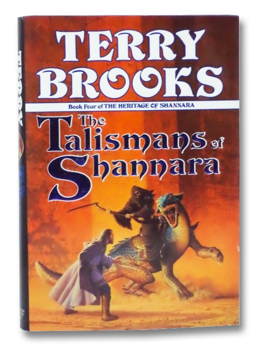 The Talismans of Shannara (The Heritage of Shannara No. 4), Brooks, Terry