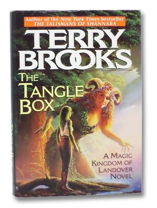 The Tangle Box: A Magic Kingdom of Landover Novel, Brooks, Terry