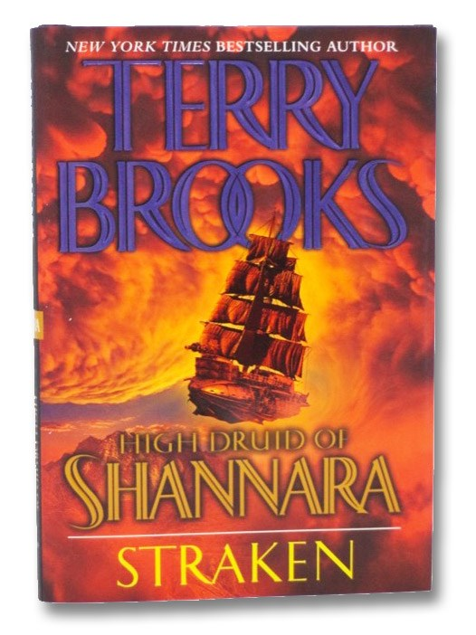Straken (High Druid of Shannara No. 3), Brooks, Terry