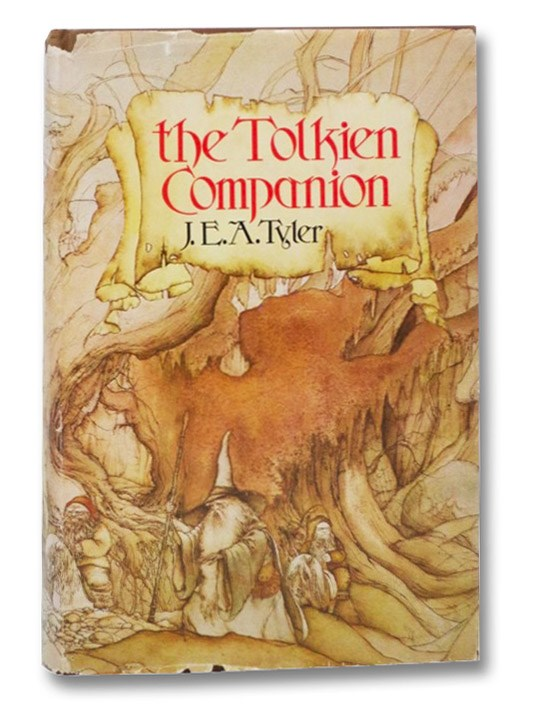 The Tolkien Companion, Tyler, J.E.A.; Tyler, S.A.
