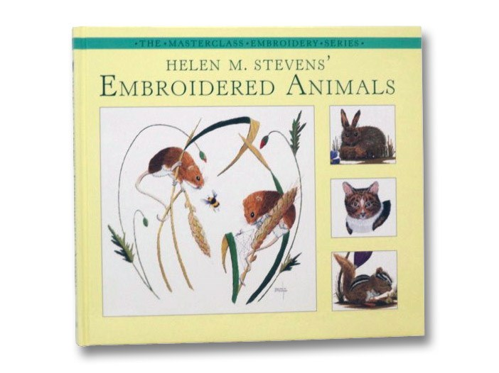 Embroidered Animals, Stevens, Helen M.