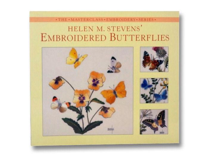 Embroidered Butterflies, Stevens, Helen M.
