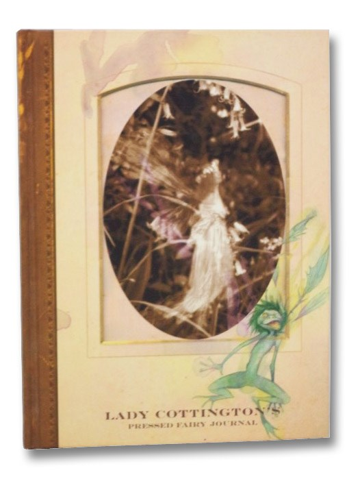 Lady Cottington's Pressed Fairy Journal, Froud, Brian