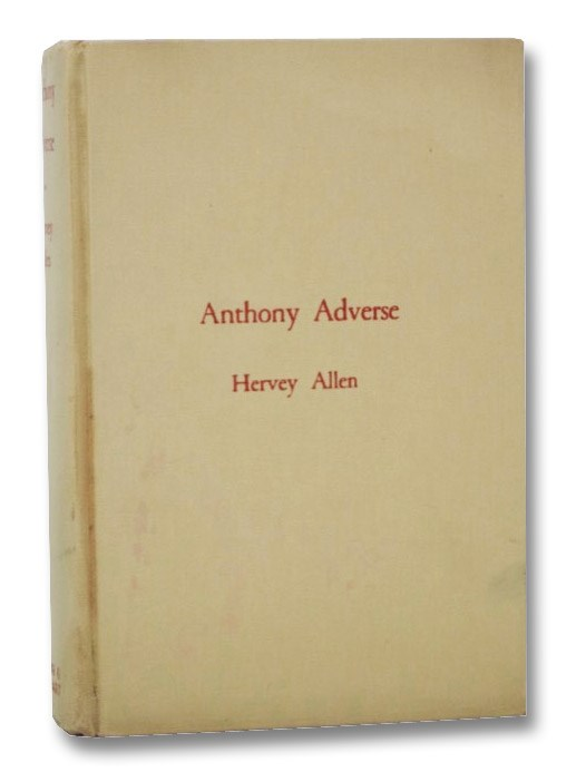 Anthony Adverse, Allen, Hervey