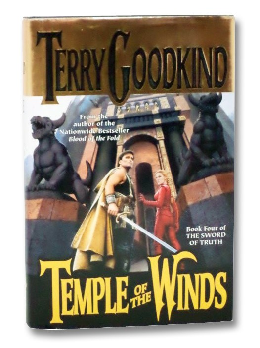 Temple of the Winds (Sword of Truth, Book 4), Goodkind, Terry