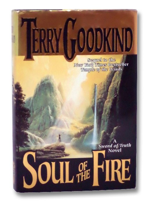 Image for Soul of the Fire (Sword of Truth, Book 5)