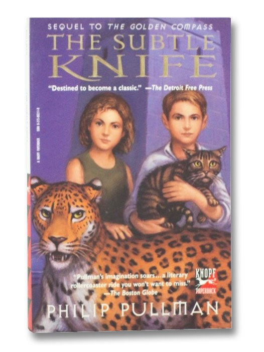 The Subtle Knife (His Dark Materials, Book 2), Pullman, Philip