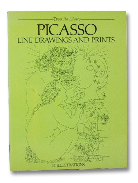 Picasso: Line Drawings and Prints (Dover Art Library), Picasso, Pablo
