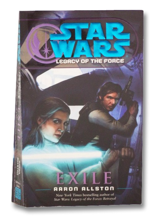 Exile (Star Wars: Legacy of the Force, Book 4), Allston, Aaron