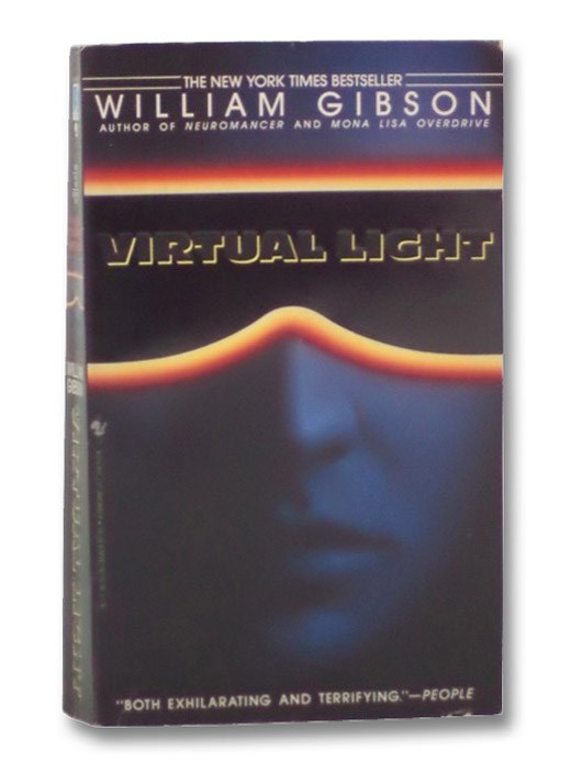 Virtual Light, Gibson, William