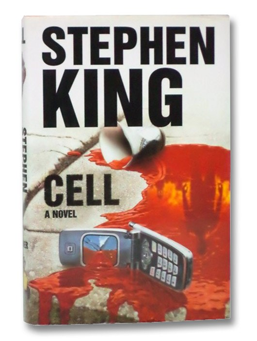 Cell: A Novel, King, Stephen