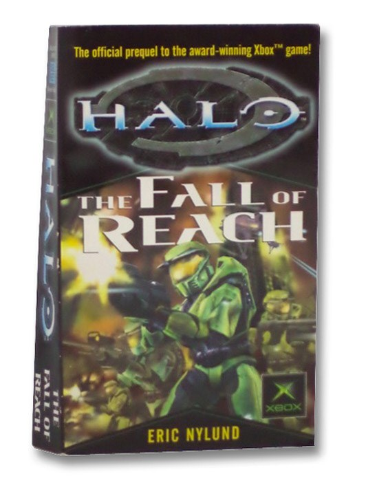 The Fall of Reach (Halo, Bk. 1), Nylund, Eric