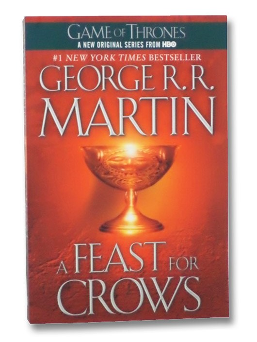 A Feast for Crows (A Song of Ice and Fire), Martin, George R.R.
