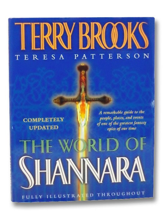The World of Shannara: Second Edition, Brooks, Terry; Patterson, Teresa