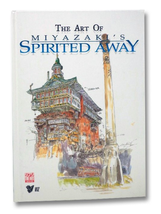 The Art of Spirited Away, Miyazaki, Hayao