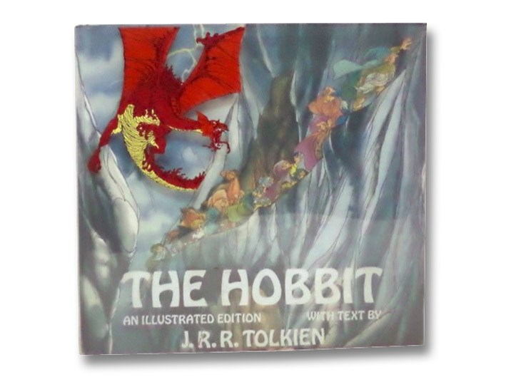 The Hobbit, or There and Back Again, Tolkien, J.R.R.