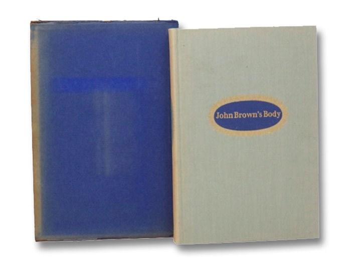 John Brown's Body: A Poem, Benet, Stephen Vincent; Freeman, Douglass Southall